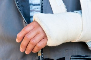 broken arm - workers compensation mchenry county il