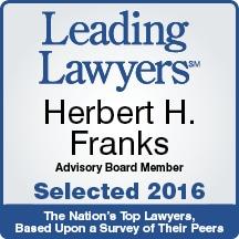 Leading Lawyers - Herbert H. Franks