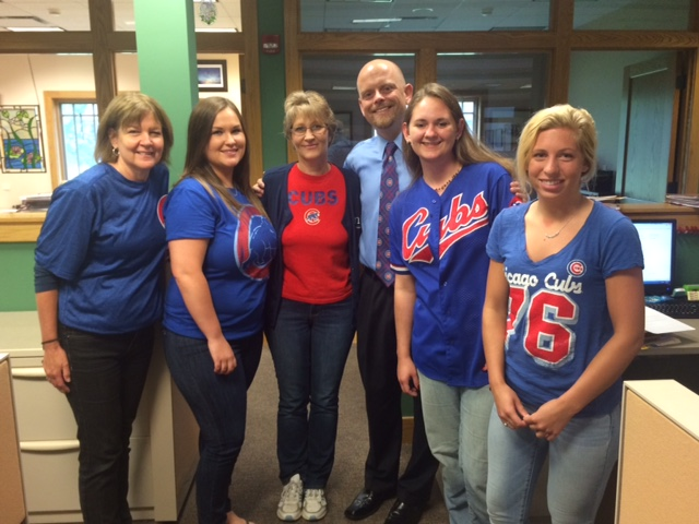 fgpg law staff - chicago cubs fans