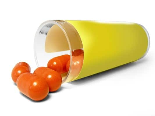 Product Liability Lawyers - Pill Bottle with pills