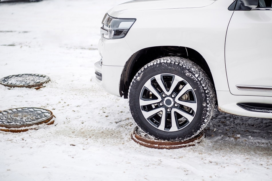 manhole covers - personal injury attorney