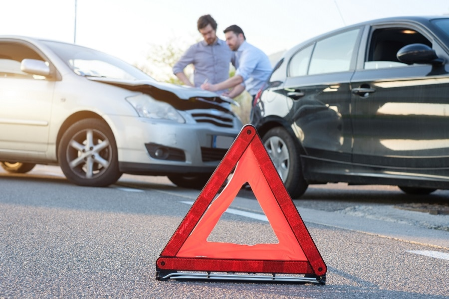 car accident subrogation rights