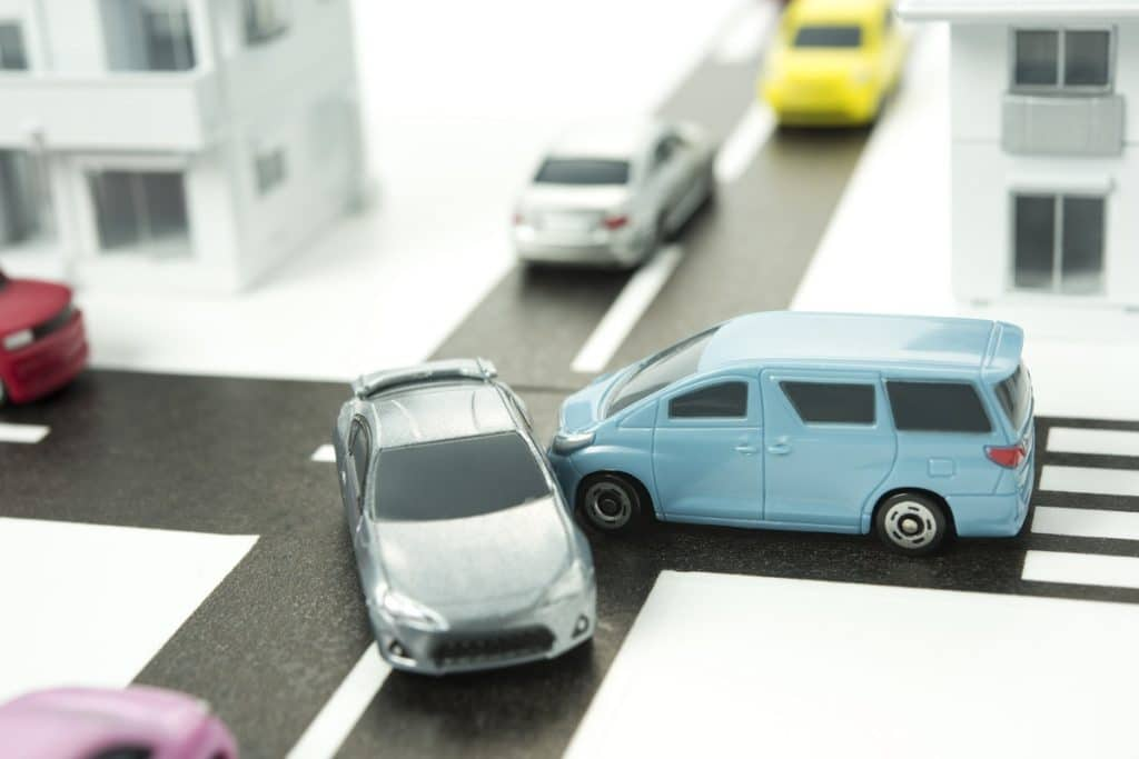Car Accident - Why Get Witness Info at Intersection Accidents